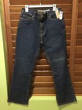 Old Navy Womens Boot Cut Stretch Blue Denim Jeans - Size 12 Short NEW