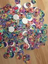 Charlie Brown Pogs 200-piece Pog Game Collection Lot 1994