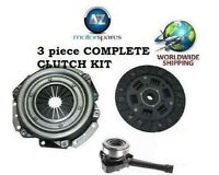 FOR FORD MONDEO 1.8 2.0 16V MARK 3 2000-2007 3 PIECE CLUTCH KIT COMPLETE