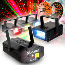 Red Green Laser, 4 Colour Flashing Strobe Lights|Halloween House Party HPK72