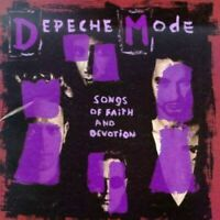 Songs Of Faith And Devotion - Music CD - Depeche Mode -  2011-07-08 - Reprise -