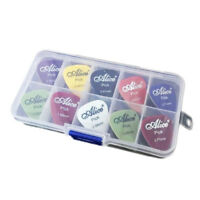 Alice Guitar Pick 1 box case 40 Pieces plectrum mediator mix 0.58-1.5 H9M2