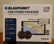 Blaupunkt Baltimore Car Stereo Package 7