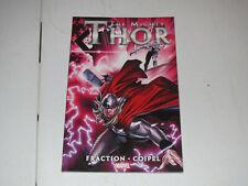 The Mighty Thor Vol. #1 by: Matt Fraction  > TPB > 2012 Marvel > VF / NM