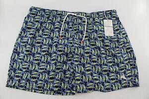 Tommy Bahama Naples Moorea Marlins Swimming Trunks Shorts Men's 4XLB New $85