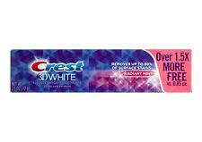 CREST 3D White Radiant Mint für strahlende Zähne Zahnpasta mit Fluoride 70g USA