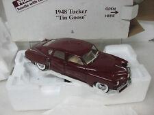 Diecast Danbury Mint  1948 Tucker Tin Goose NICE!