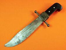 US WW2 WWII KINFOLKS V44 Bowie Fighting Knife