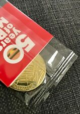 McDonalds Big Mac Coin - 50th Anniversary - Decade: 1978-1988 - Sealed - RARE