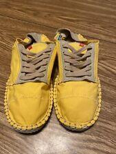 Alpargatas Havaianas Origine Sneaker II Talla 6.5 con 5.5 M Amarillo Yema de Huevo