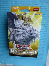 Yu-gi-oh Realm of light Structure Deck 1st Edition Sealed BNIB English