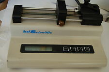 KDS 100 KD Scientific KDS100 laboratory syringe pump lab variable volume wds