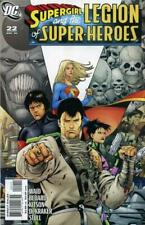Supergirl and the Legion of Super-Heroes #22