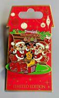 Disney DLR - Christmas 2008 - Chip Dale Pin 65612