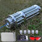 1 Set Blue Laser Pointer Laser Torch Teaching-aid Laser Pen Laser Flashlight