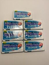 Mentos Sugarfree Mints, 30 Ct. Each Pack Wintergreen 7 Packs Exp 02/2021