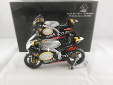 Minichamps 122 020003 APRILIA RSV 250ccm M MELANDRI MS APRILIA RACING GP 2002 #3