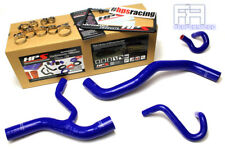 HPS Silicone Radiator Hose + Heater Hose For 96-01 Mustang GT 4.6L 4.6 V8 Blue
