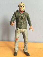 "Neca Jason Voorhees Friday the 13th Part 3 3D III Ultimate 7"" Action Figure open"