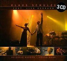 Dziekuje Bardzo, Klaus Schulz & Lisa Gerrard, Good Box set