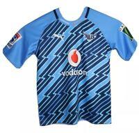 Super Rugby Bull's Vodacom Puma Men's Short Sleever Jersey Size XL
