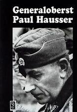 GENERALOBERST PAUL HAUSSER (Ostfront Charkow Panzerkorps) NEU