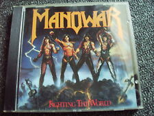 Manowar-Fighting the World CD-Made in Germany