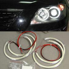 LED Angel Eye Halo Ring BMW E36 E38 E39 E46 3 5 7 Series Xenon Headlight SMD Kit
