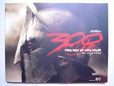 THE ART OF THE FILM 300 JAPAN EDITION MOVIE BOOK ZACK SNYDER DARK HORSE ZOMBIE