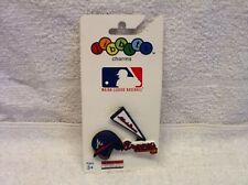MLB Atlanta Braves Jibbitz by CROCS