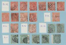 DANISH WEST INDIES - EXCELLENT FORERUNNER COLLECTION - USED - W006