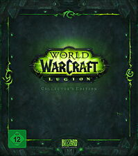 World of Warcraft: Legione-COLLECTOR 'S EDITION (PC/Mac, 2016)