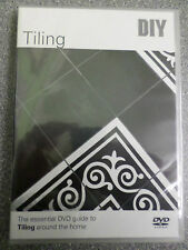 DIY TILING - THE ESSENTIAL GUIDE - DVD - (NEW & SEALED)