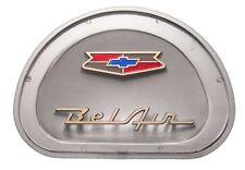 1957 57 Chevrolet Belair Steering Wheel Horn Center Emblem Assembly