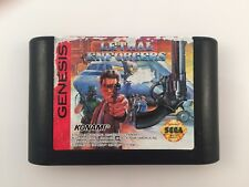 LETHAL ENFORCERS (Sega Genesis, 1993) — TESTED AND WORKING