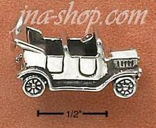 Sterling Silver OLD FASHIONED CAR