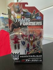 Takara Tomy Transformers Generations TG-09 Deluxe Starscream