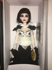 "~EVENING NIGHT SHADE EVANGELINE~Evangeline Ghastly 18.5"" Vinyl Doll~LE 350"