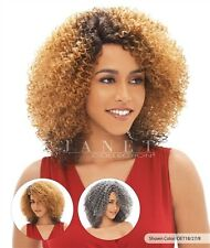 Janet Collection Brazilian Scent Human Blend Lace Wig AGNES