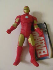 """The Avengers - All Star 6"""" Inch Action Figure - Hasbro - 2014 - Iron Man"""
