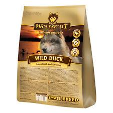 Wolfsblut Wild Duck 2kg Small Breed Hundefutter Ente Trockenfutter Geflügel Hund