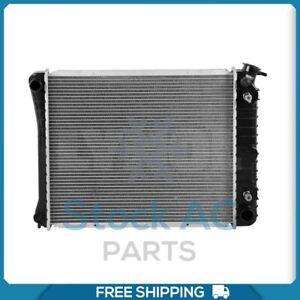 NEW Radiator for Chevrolet G10, G20, G30, R10, R20, V10, C10, C20, K10, K2.. QL