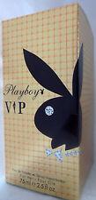 PLAYBOY PLAY BOY VIP 2.5 OZ / 75 ML EAU DE TOILETTE SPRAY NIB WOMEN