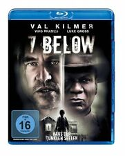 BLUE RAY 7 BELOW - HAUS DER DUNKLEN SEELEN