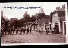 """BOYARDVILLE (17) COLONIE de VACANCES """"LA MAISON HEUREUSE"""" trés animée en 1931"""