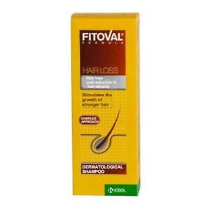 Fitoval Shampoo Against Hair Loss Treatment 200 ml / 6.8 oz