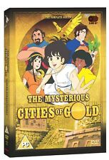 The Mysterious Cities Of Gold The Complete Series 6 Discs Set BBC New Sealed R2