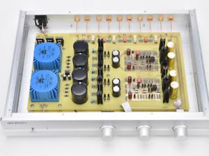 HiFi Low Distortion Base On Switzerland SPECTRAL DMC-12 Preamplifier