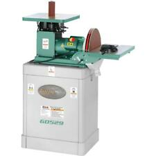 Grizzly G0529 1 Hp Oscillating Spindle 12 Disc Sander