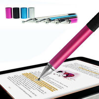 2in1 Sucker Touch Screen & Ball Point Pen Eingabestift for iPhone iPad Tablet PC